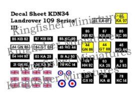 Landrover 109 Series III